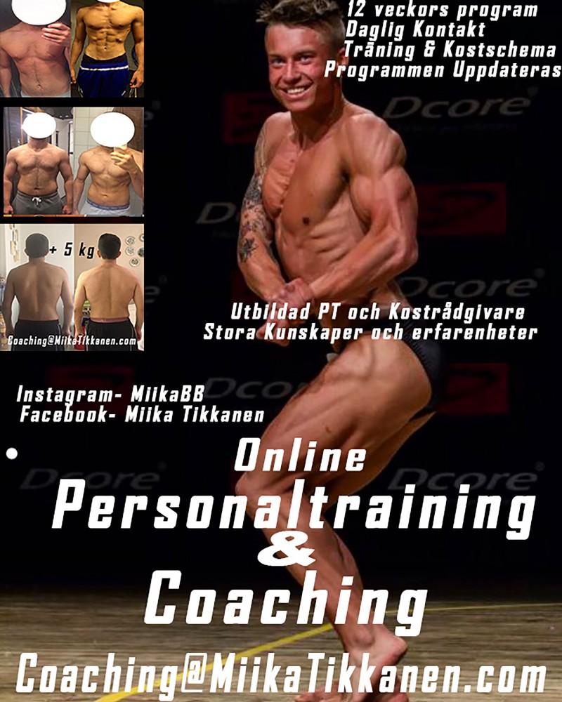 Lediga Online coaching platser