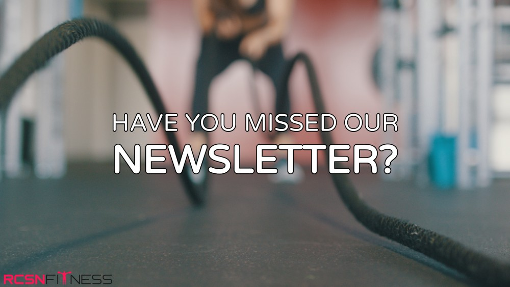 RCSN Fitness Newsletter #1 2019