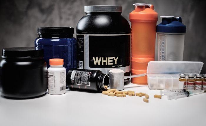Övertron på proteintillskott