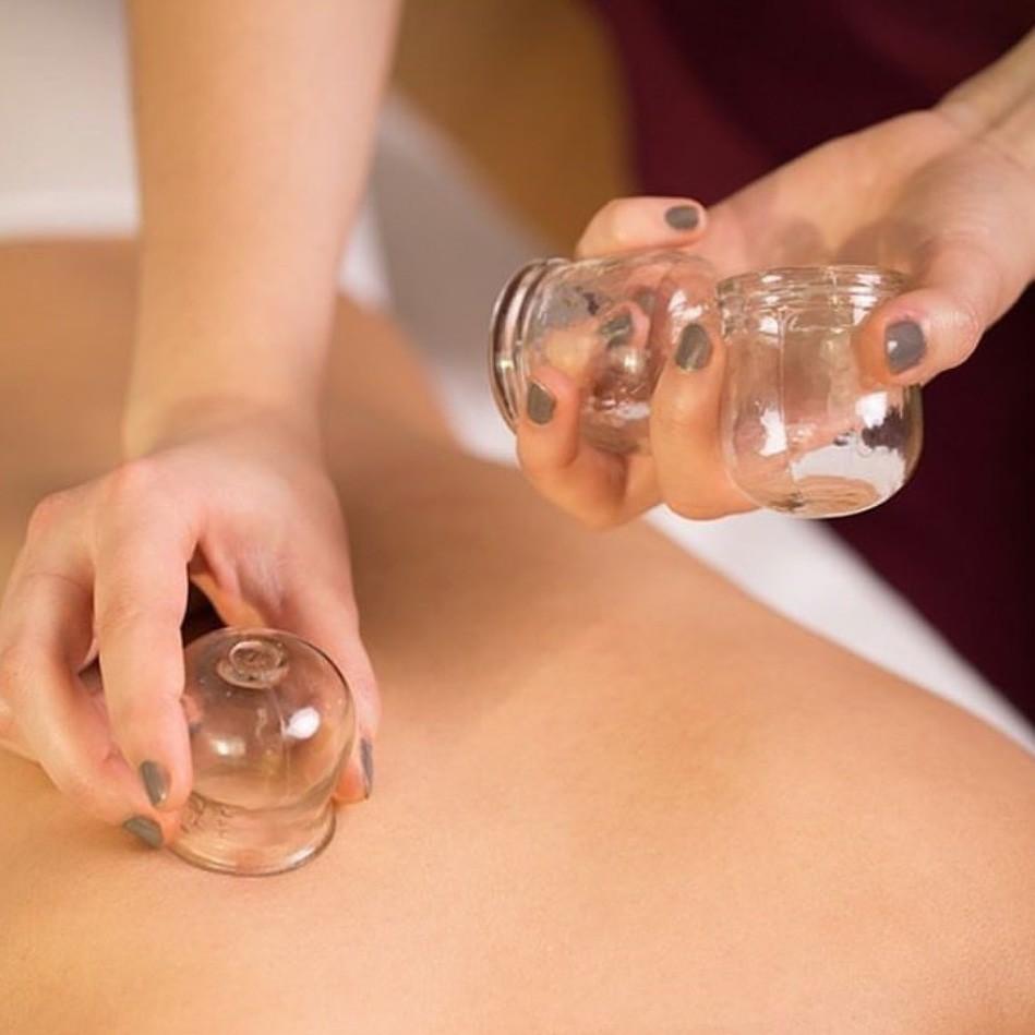 Torrkoppning & massagekoppning