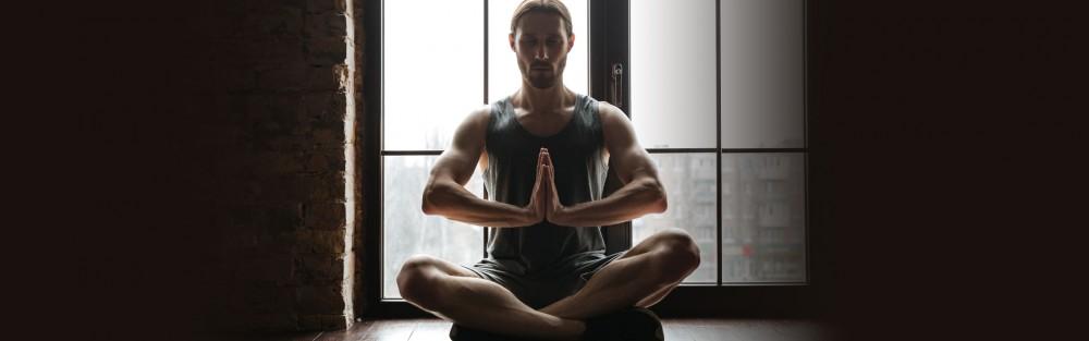 Fitnessguru - Meditation och träning