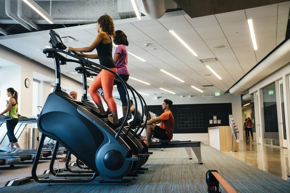 Fitnessguru - Träna med en stairmaster