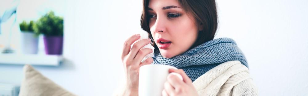 När kan man börja träna efter en förkylning?