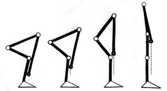 De stora tre - Marklyft