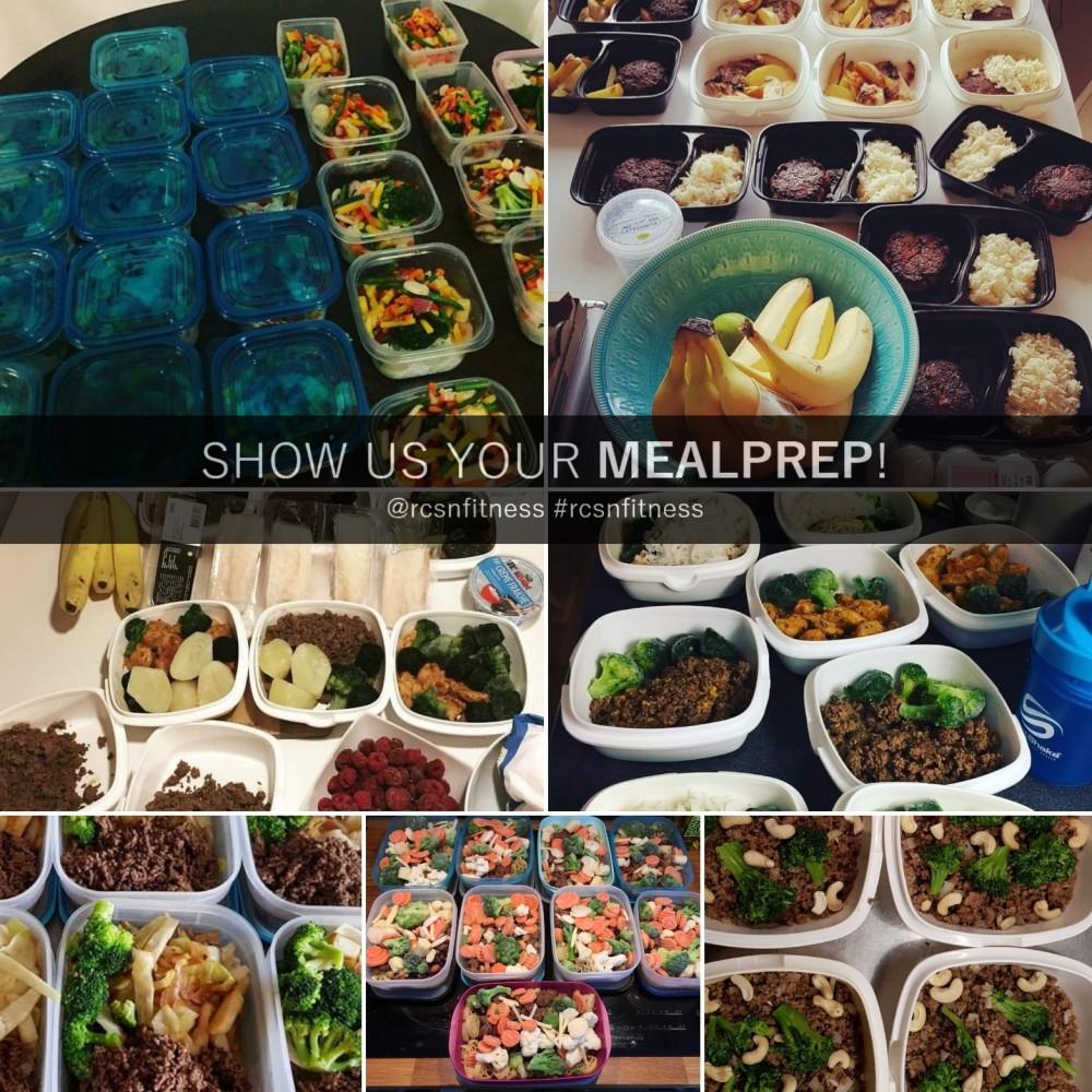Show us your mealprep!