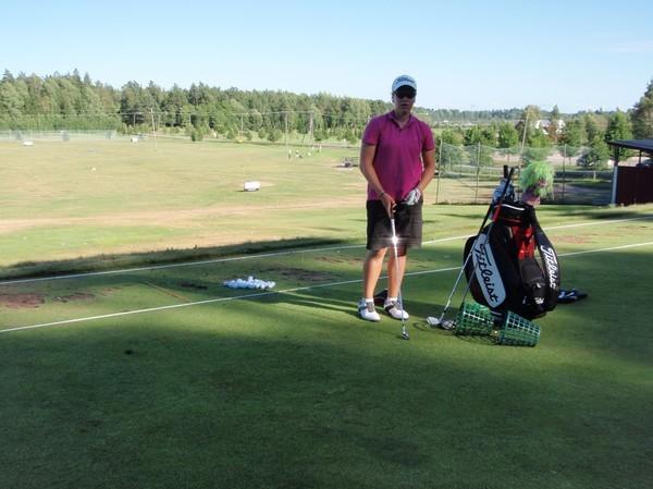 Golf + Fys = Nödvändigt??