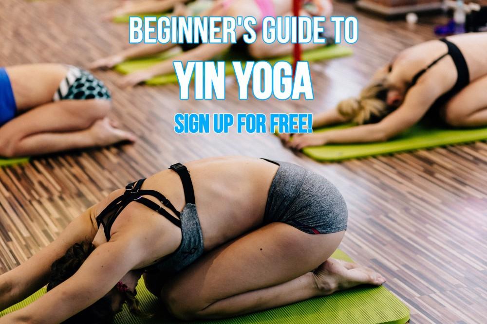 Yin Yoga Challenge [FREE package]