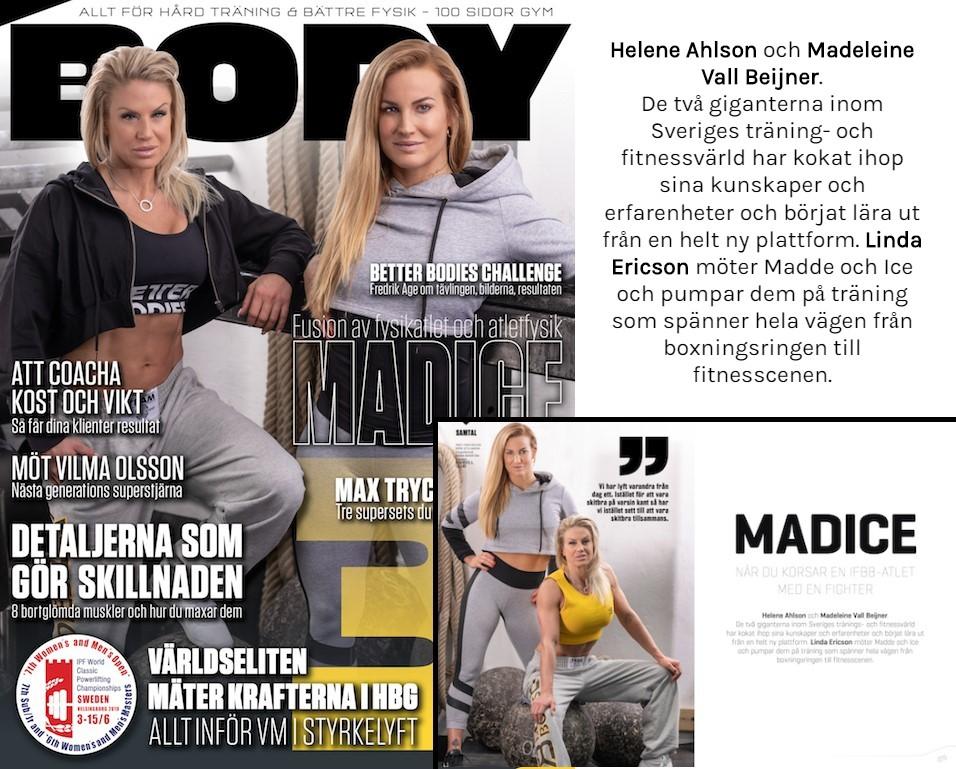 Intervju med Helene Ahlson och Madeleine Vall Beijner - detta vill du inte missa!